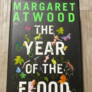 Margaret Atwood Hardcover Book